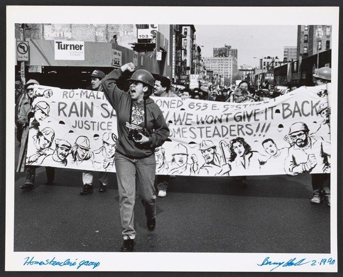 Homesteaders' Rally (1990).